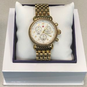 Michele CSX Diamond MOP Quartz